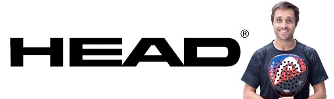Logo Marca Head Padel