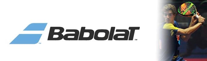 Marca Babolat logotipo