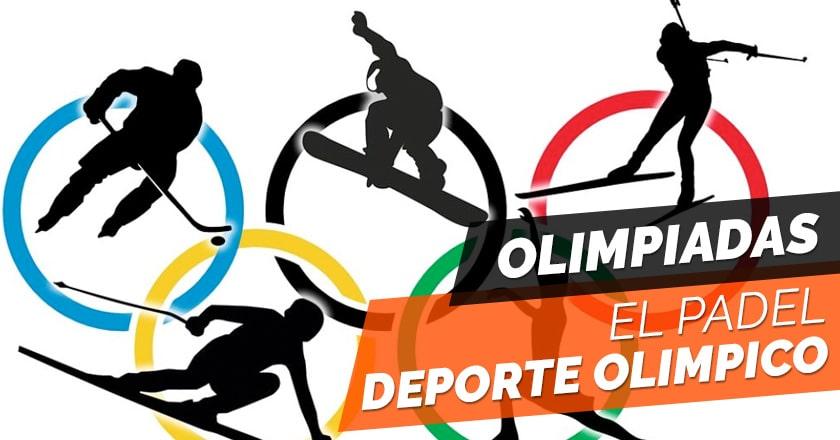 ¿Por qué el padel no es un deporte olímpico?