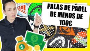 Palas de menos de 100€