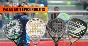 Mejores palas epicondilitis