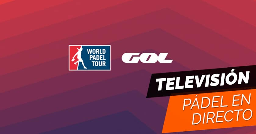 World Padel Tour en DIRECTO