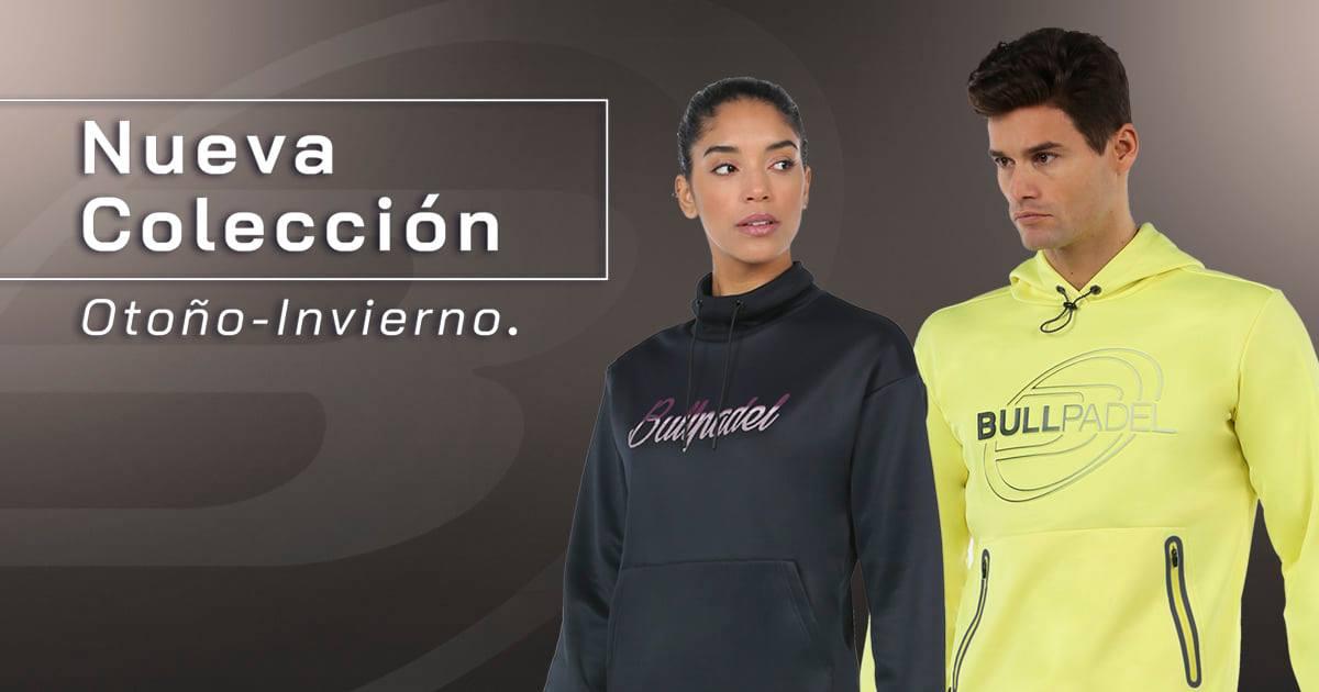 Nuevo textil de pádel Bullpadel Otoño / Invierno 2020