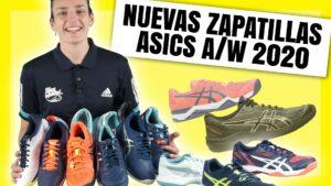 Novedades en zapatillas de padel Asics AW2020