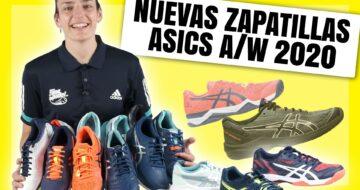 Novedades Asics en calzado de pádel AW 2020