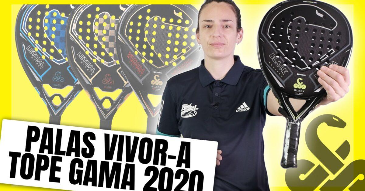 Analizamos las nuevas palas Vibora 2020, nueva colección