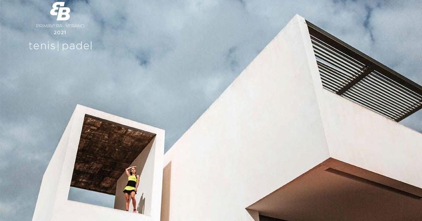 Nueva marca, Belen Berbel aterriza en Zona de Padel