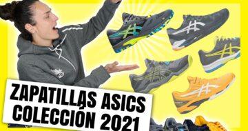 Nueva colección Asics Padel 2021, las favoritas