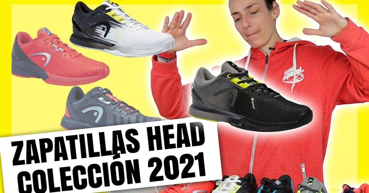 Nuevas zapatillas Head 2021, llegan las nuevas Sprint Pro 3.0 y Revolt Pro 3.5
