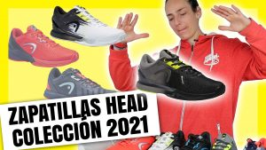 Zapatillas Head Padel 2021