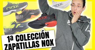 Nox presenta su nueva colección de zapatillas de pádel 2021