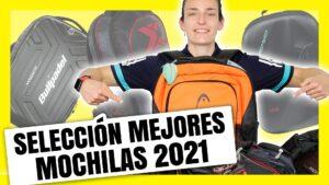 Mejores mochilas de pádel 2021