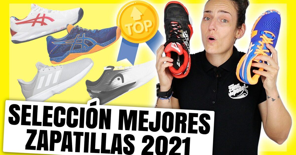 Las mejores zapatillas para jugar a pádel del 2021